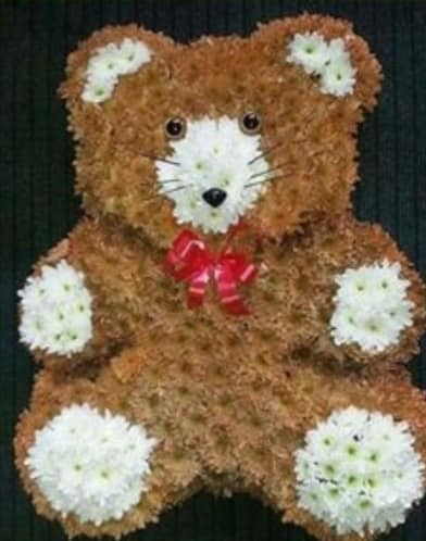 Teddy Bear Tribute - Large