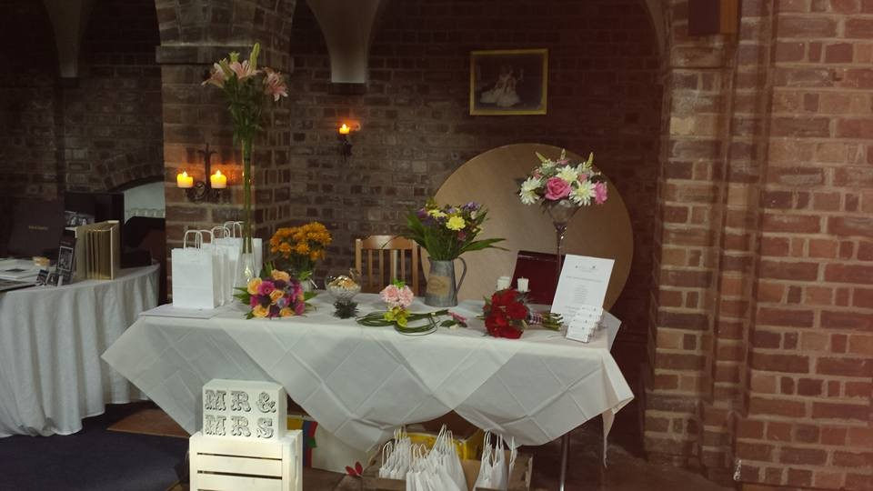 Wedding Fayre at Gretna Green's Anvil Hall