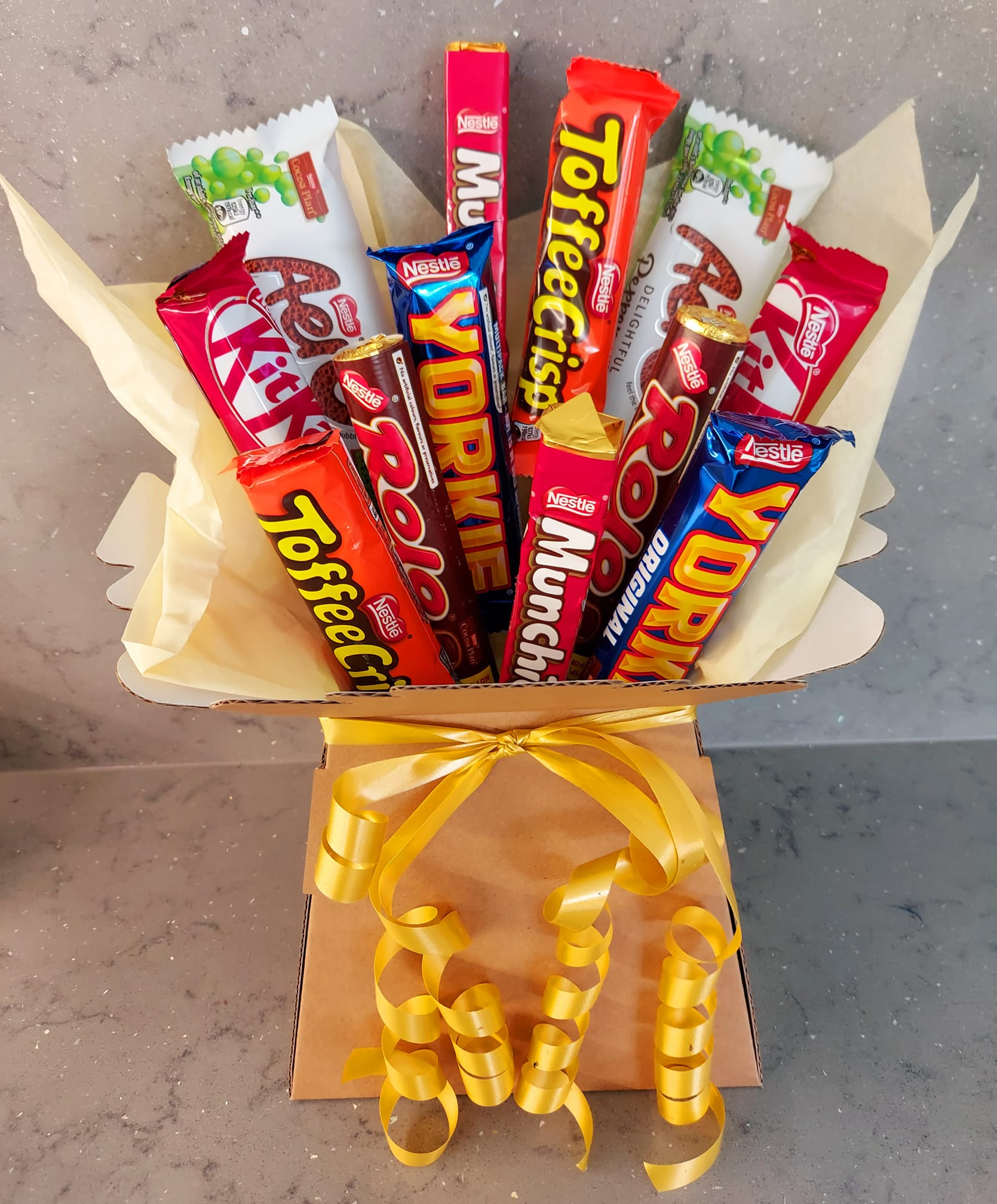 Nestle Chocolate Bouquet