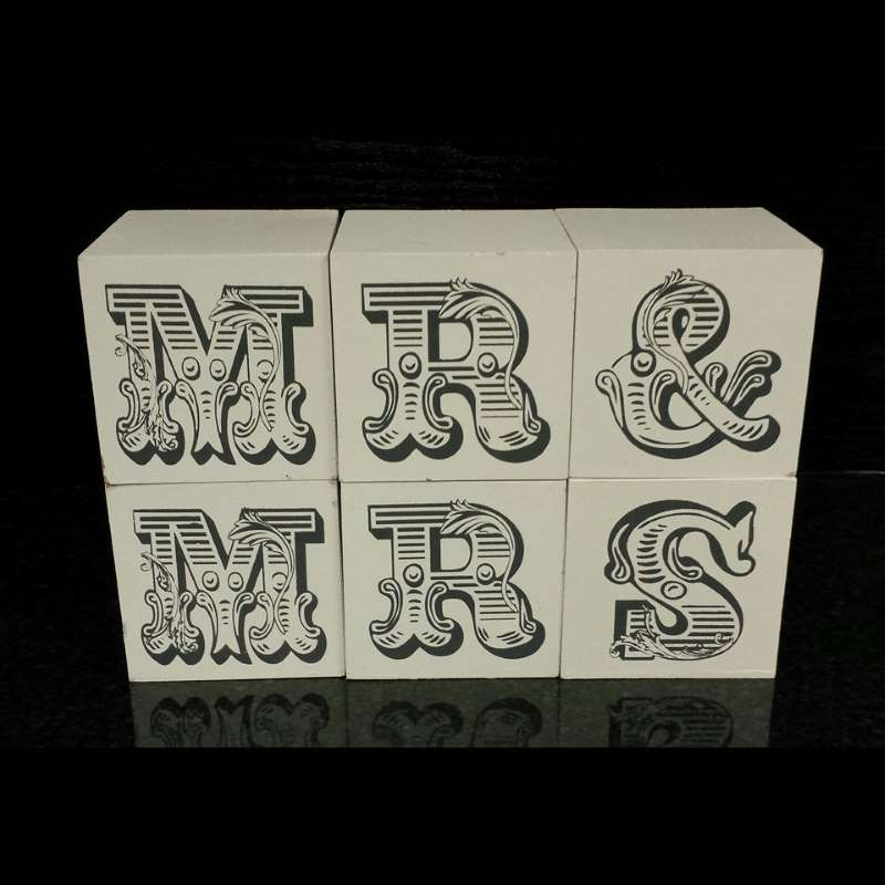Mr & Mrs Wooden Block Hire in Carlisle