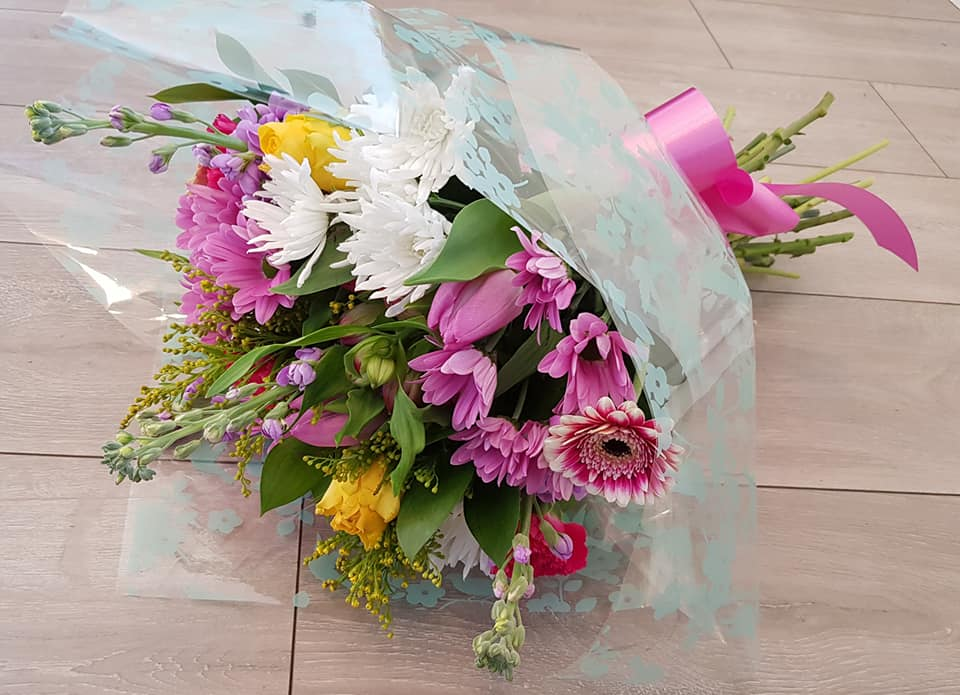 Handtied Bouquet Subscription 12 Months