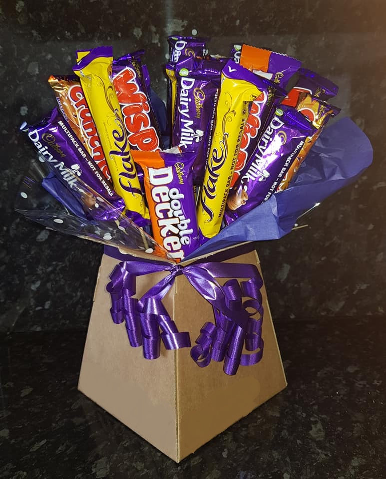 Chocolate Bouquet XL