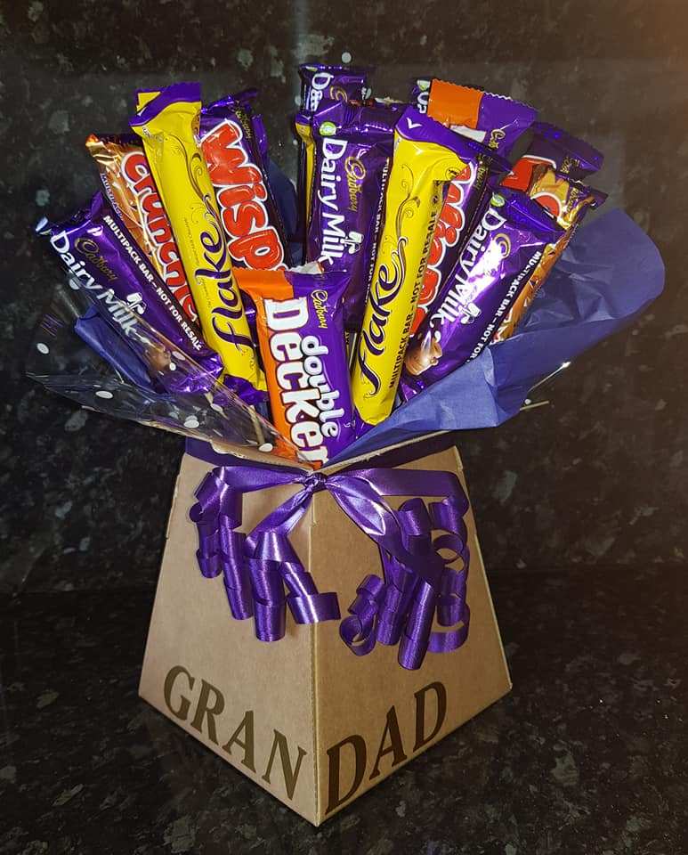 *Father's Day Special Offer Chocolate Bouquet with Balloon