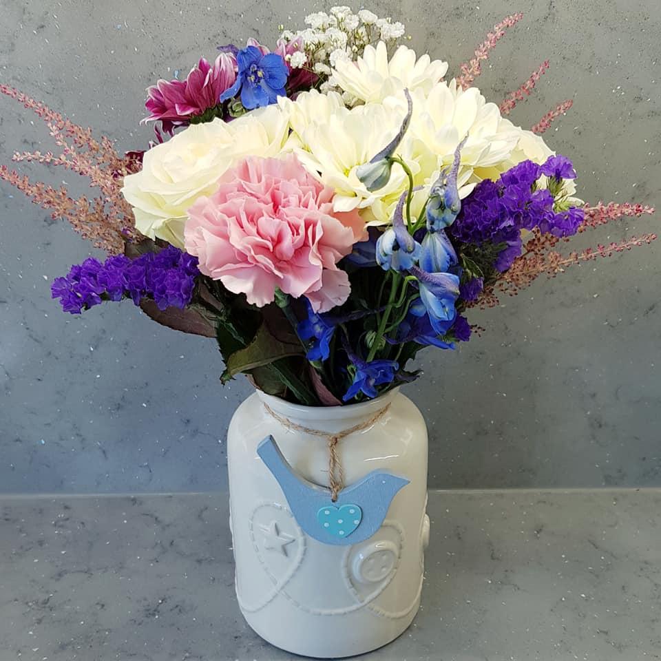 New Baby Ceramic Vase