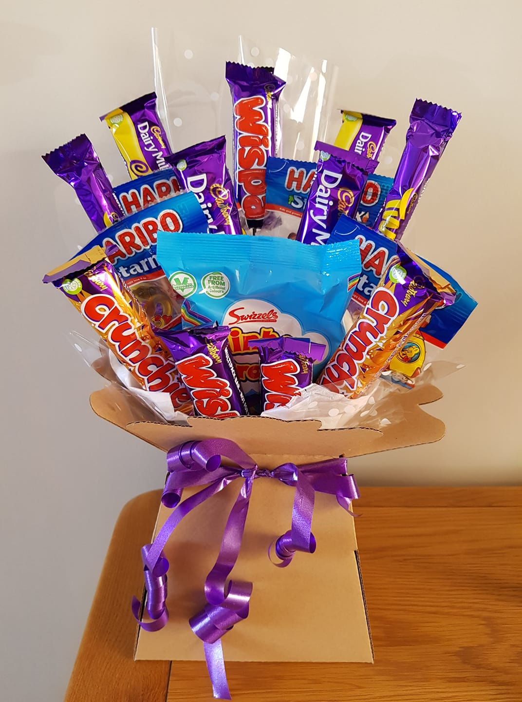 Sweetie & Choc Bouquet