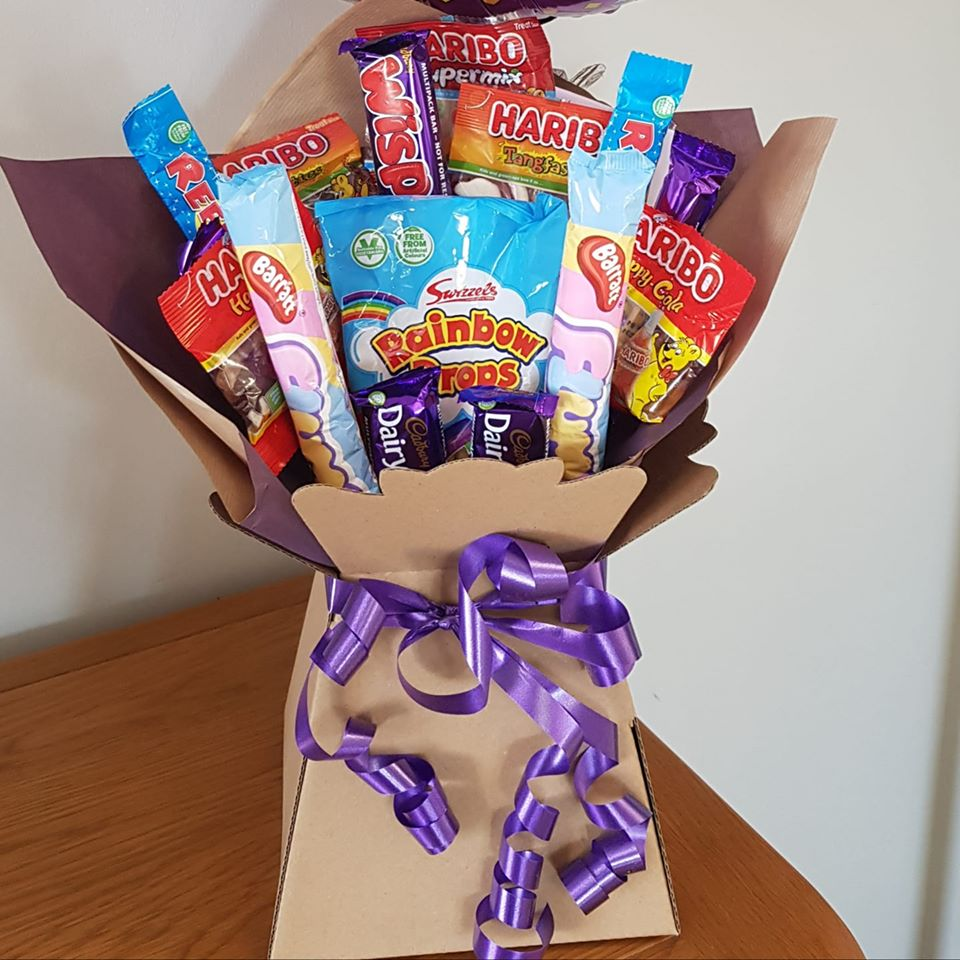 Sweet and Chocolate bouquet