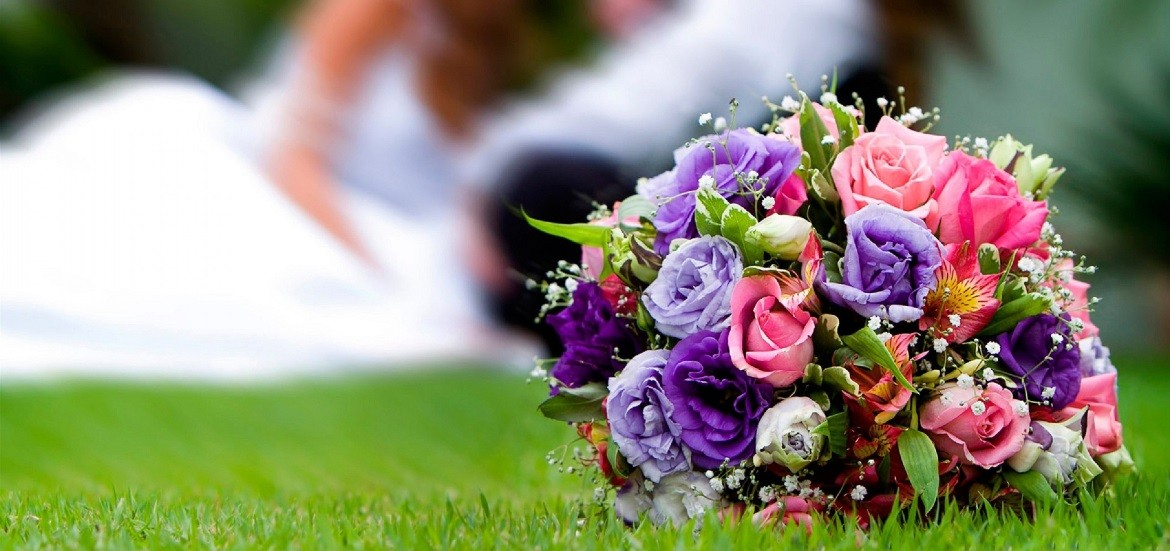 5 top tips for choosing your wedding flowers