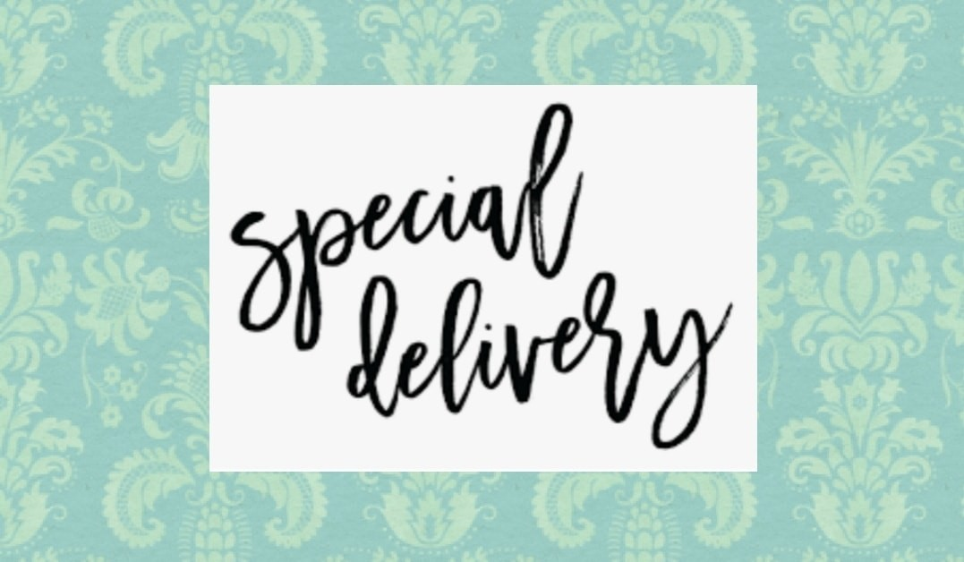 Make your flower delivery extra special...