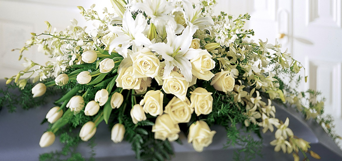 Funeral flowers and tributes from Oopsie Daisy Flowers & Gifts in Carlisle
