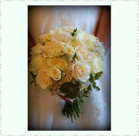 Bridal bouquets in Carlisle